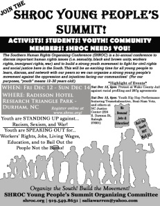 shrocyoungpeoplessummit